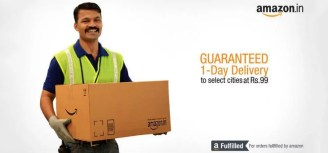 Amazon India comes up with Premium Guaranteed One-Day Delivery to Selected Cities