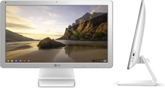 LG puts Google ChromeOS on the Desktop with all-in-one Chromebase