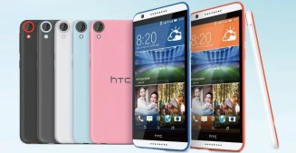 HTC unveils Desire 820s smartphone with 64-bit octa-core processor and 13MP camera