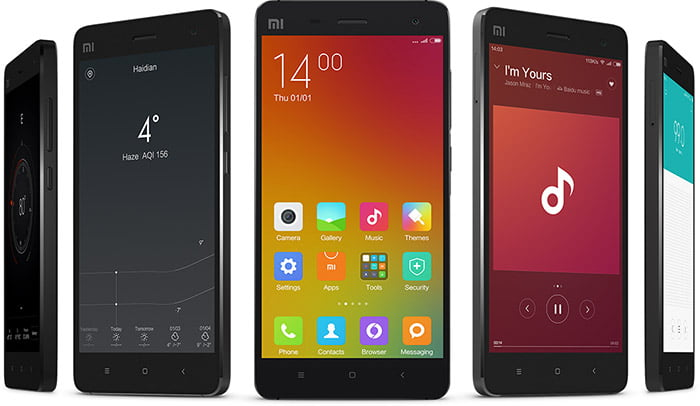 Xiaomi brings its Flagship Mi4 android Smartphone to India at Rs 19,999