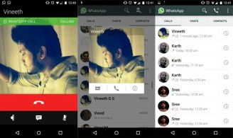 WhatsApp Voice-Calling comes to Android - Here's how to activate it!