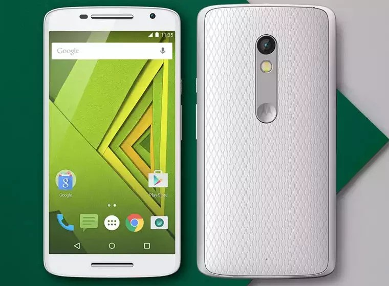Motorola launches Moto X Play in India - 5.5 Full HD display, 21MP camera & priced at Rs 18,499
