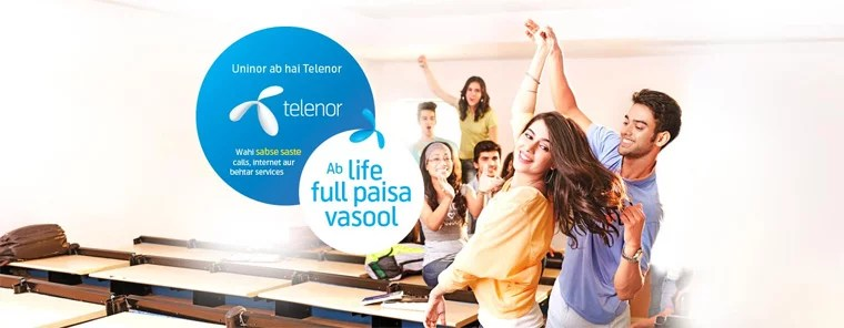 Uninor telecom operator gets rebranded to Telenor India