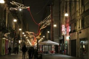 Luci d'artista Torino Streets (2)