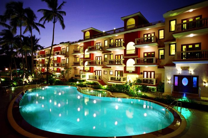 Sarovar Hotels, taken from ahmedabad.com.