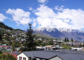 Queenstown and Remarkable Mountains