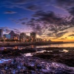 Green Point Cape Town Sunset