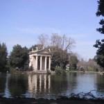 Villa Borghese, Giardino del lago