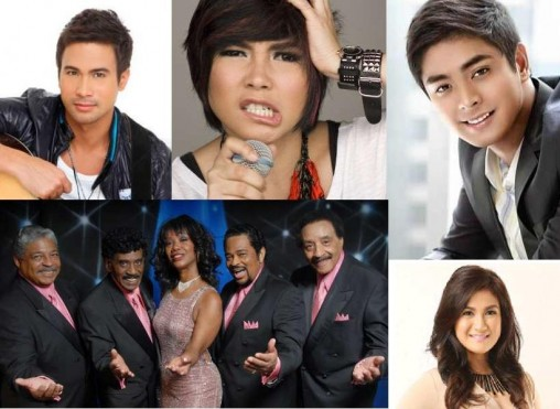 celebrities in Davao this month