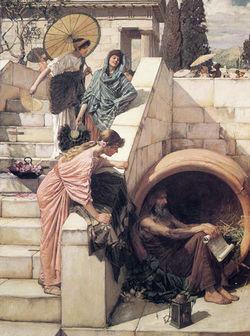 250px-Waterhouse-Diogenes