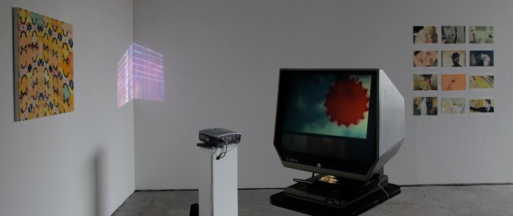 Misdirect Movies - installation view