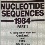 1984 Nucleotide Sequences Front cover