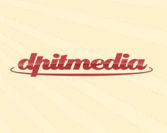 dpitMedia Logo Concept