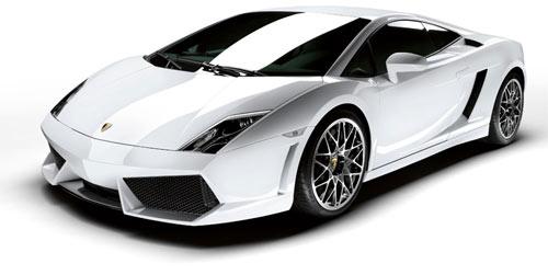 Lamborghini Gallardo LP560-4 front quarter