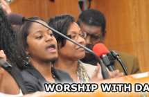 Weekly Worship Services