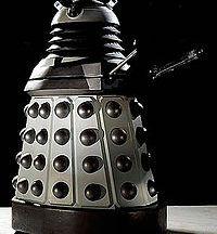 photo of a Dalek