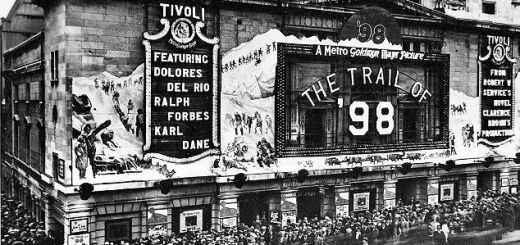 Tivoli Silent Film Era Theater