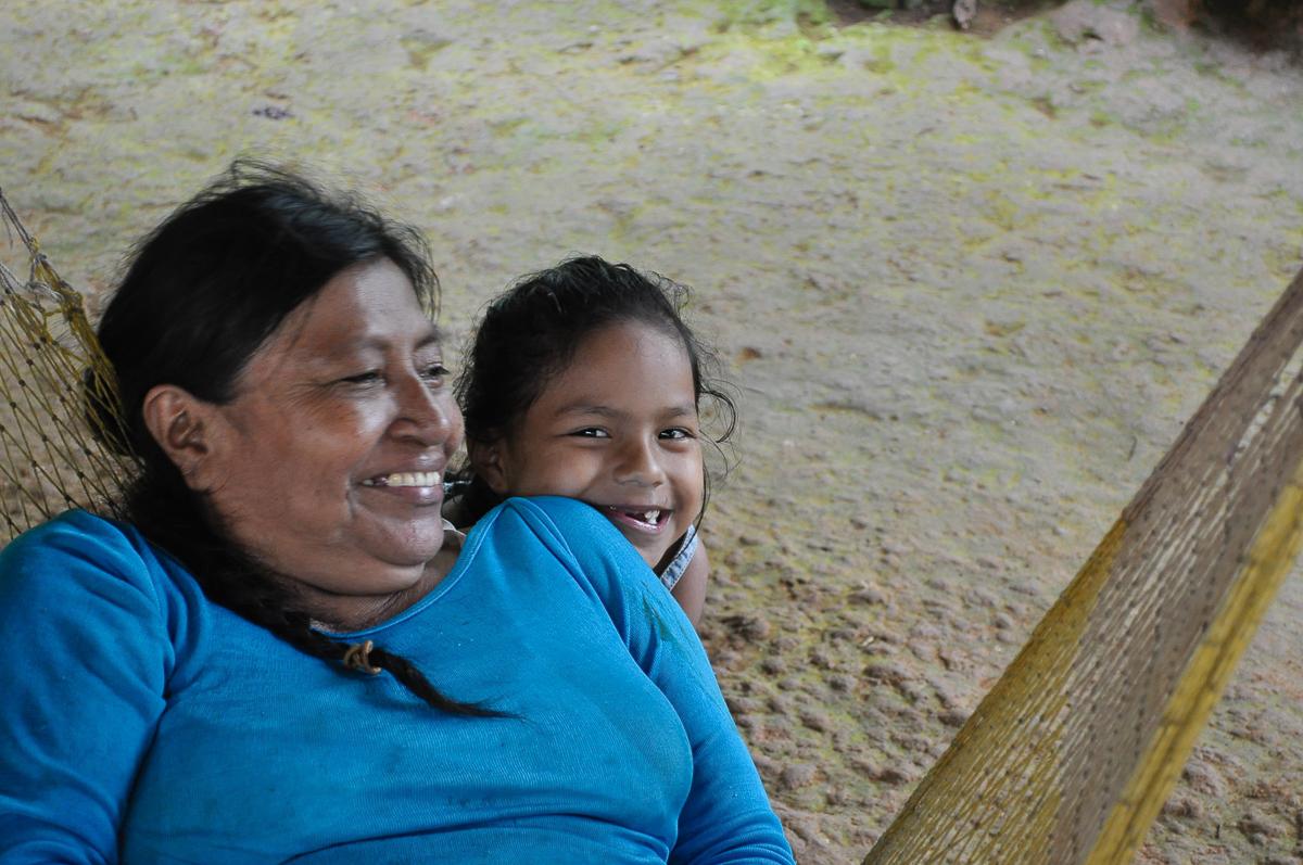 Fin del mundo reservation, Mocoa Putumayo