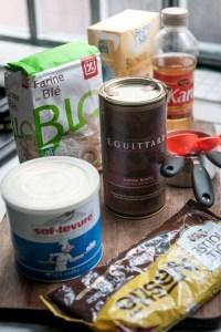 American baking ingredients in Pari,s France