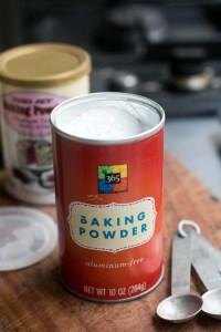 aluminum-free baking powder