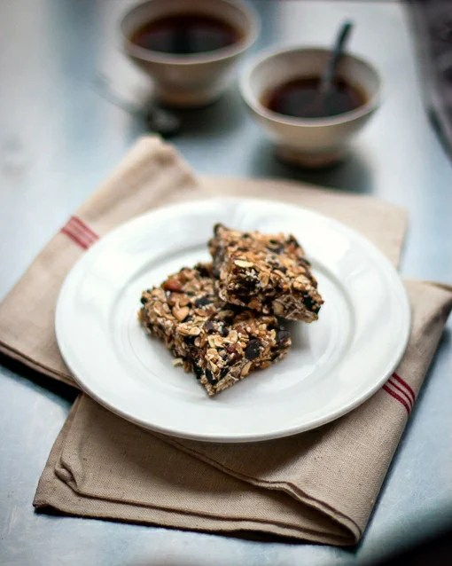 granola bar recipe picture