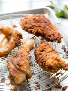 French fried chicken recipe