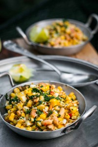 Spiced Indian Corn