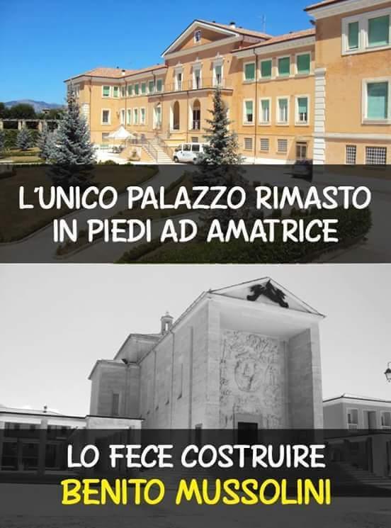 Disinformazione l unico palazzo rimasto in piedi ad for Quanto costruire una casa da 3000 piedi quadrati