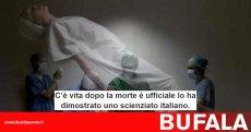 bufala-scienziato-italiano-vita-morte