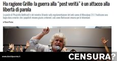 linkiesta-grillo-censura-antitrust-post-verita