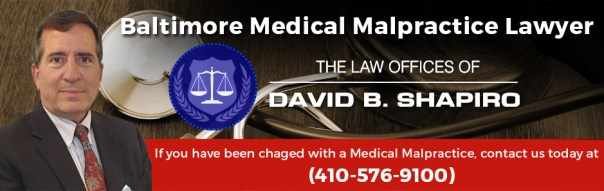 Baltimore Medical Malpractice Attorney