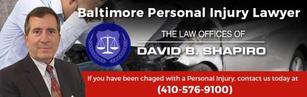 Baltimore Personal Injury Lawyer