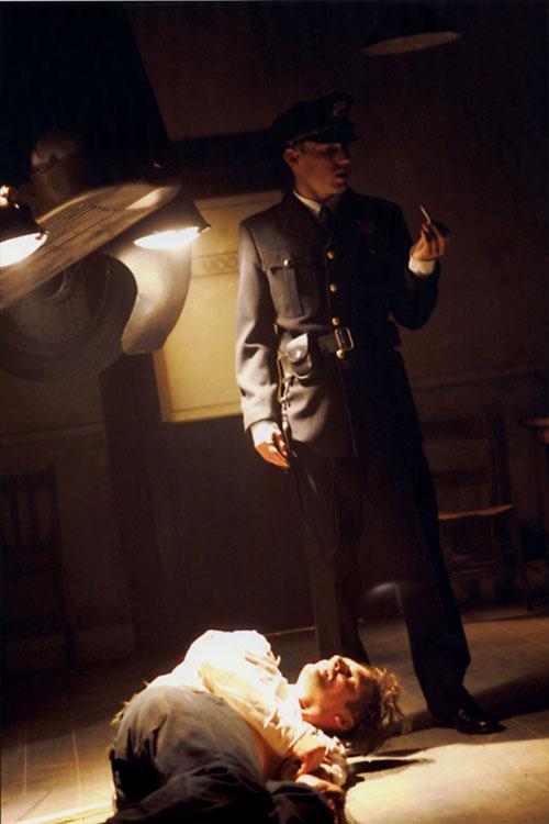 The Postman Always Rings Twice - David Smith as Warder, Patrick O'Kane as Frank