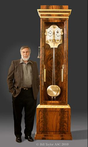 David Walter Precision HandCrafted Clocks & Timepieces