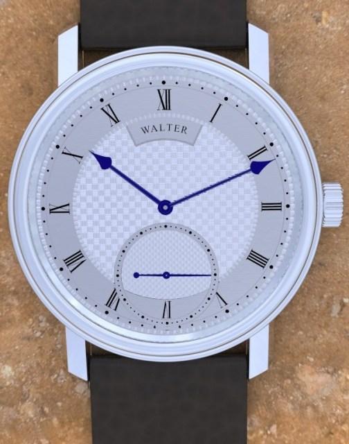 Platinum Watch 1