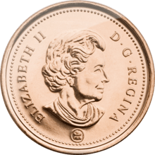 220px-Canadian_Penny_-_Obverse