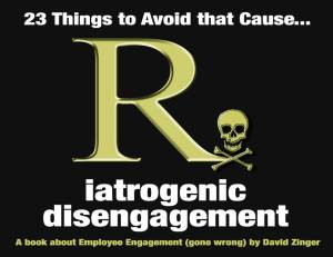Iatrogenic Disengagement Book Cover