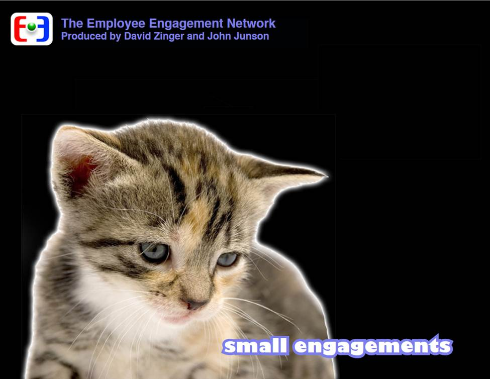 Small Employee Engagement