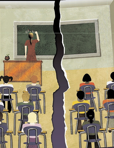 Don't blame the Achievement Gap on AIM