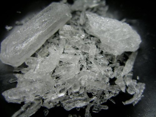 Man Held to Answer on Possession of Meth with Intent to Sell