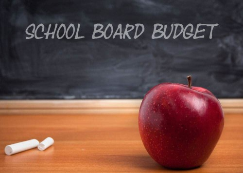 School Board Meeting Focused On Budget Update