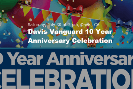 Become a sponsor now and reserve your space in the VANGUARD 10TH ANNIVERSARY CELEBRATION PROGRAM