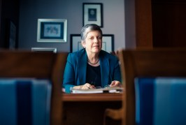 Op-Ed Blasts Napolitano's Leadership