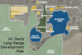 Monday Morning Thoughts I: UC-City of Davis Housing Issue is Ground Zero