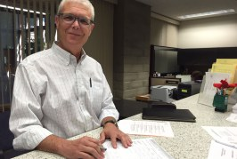 Poppenga Files for Second School Board Run