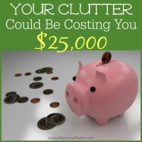 Your Clutter Could Be Costing You $25,000