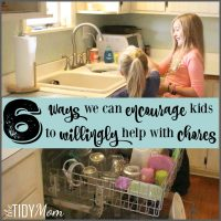 6 Tear-Free Ways to Get Kids to Clean