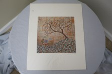 $45 VALUE - Tree on a hill print by artist Lisa Loudermilk