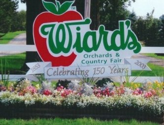 $67.96 VALUE - Four County Fair Passes to Wiard's Orchards, Inc.