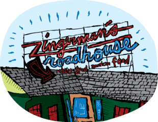 $60 VALUE - Dinner for two are Zingerman's Roadhouse in Ann Arbor (2 available)